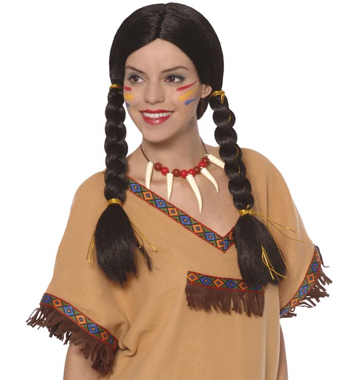 indianerin squaw indianer per cke damen z pfe 86159. Black Bedroom Furniture Sets. Home Design Ideas