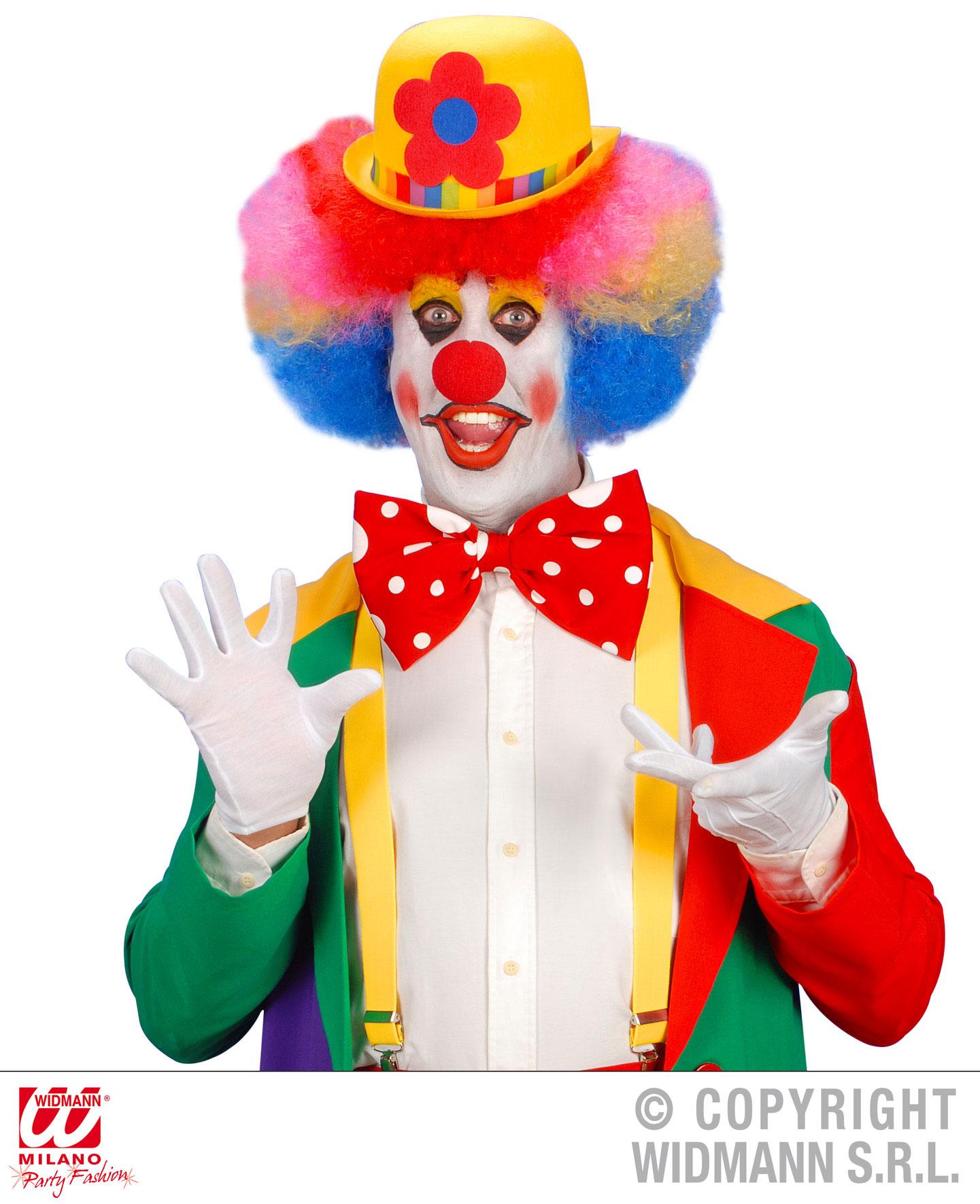 handschuhe wei xl zauberer magier clown weihnachtsmann. Black Bedroom Furniture Sets. Home Design Ideas