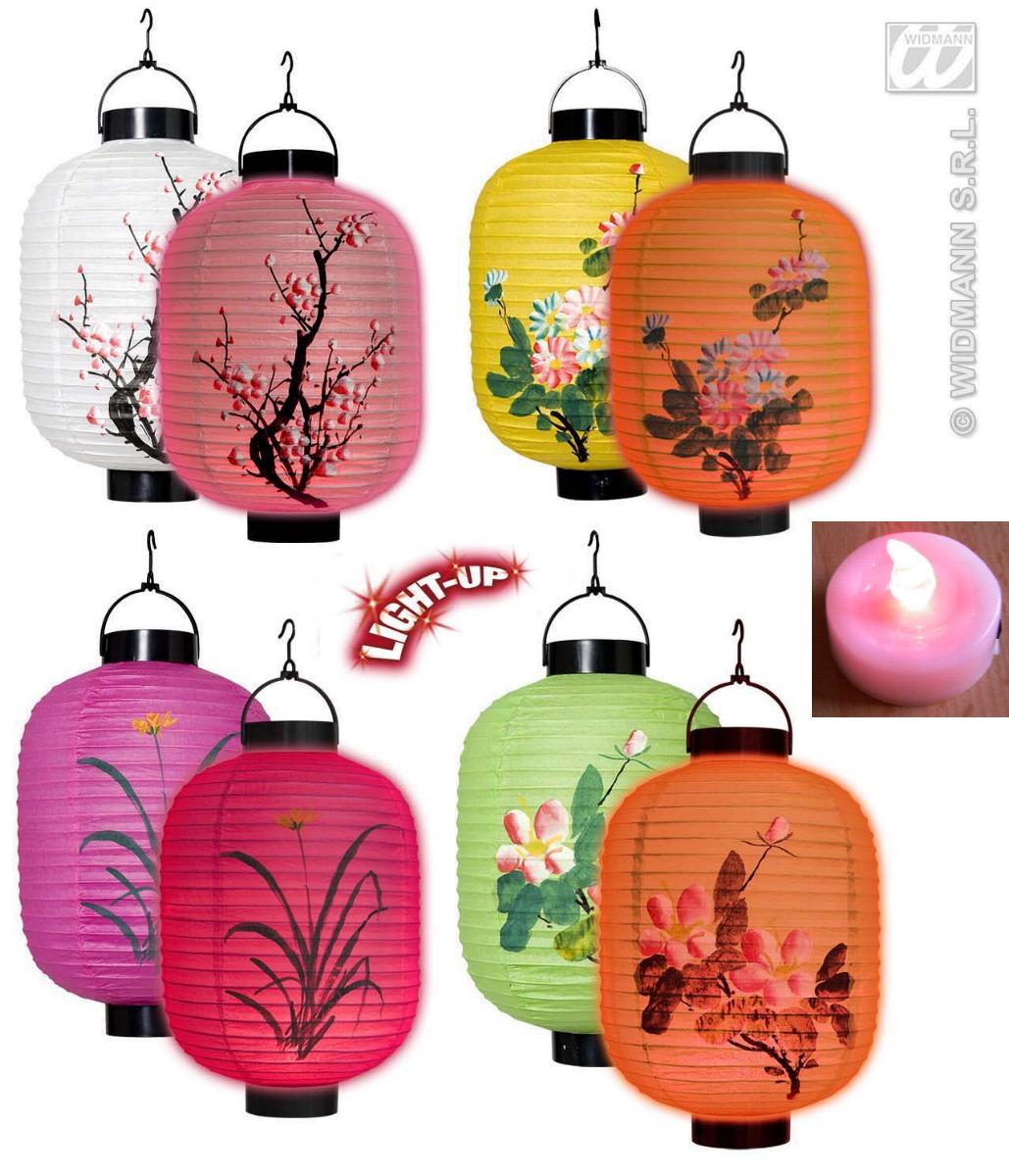 chinesische lampion laterne licht gelb gr n wei pink. Black Bedroom Furniture Sets. Home Design Ideas