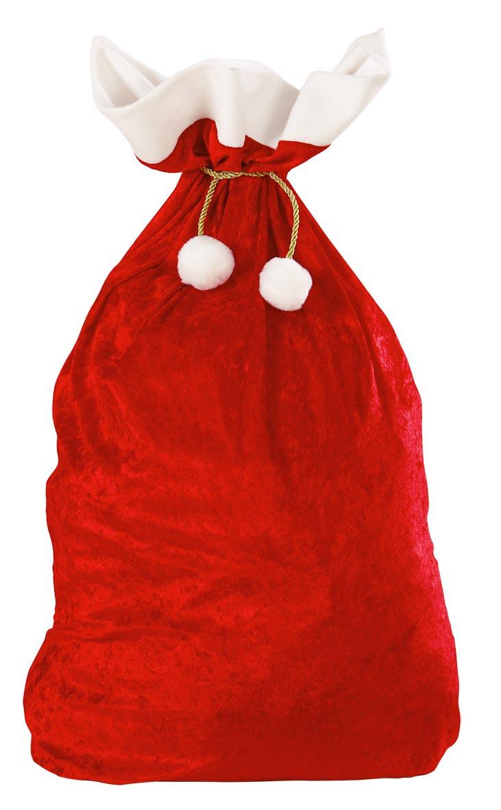 weihnachtssack nikolaussack samt sack weihnachtsmann 60. Black Bedroom Furniture Sets. Home Design Ideas