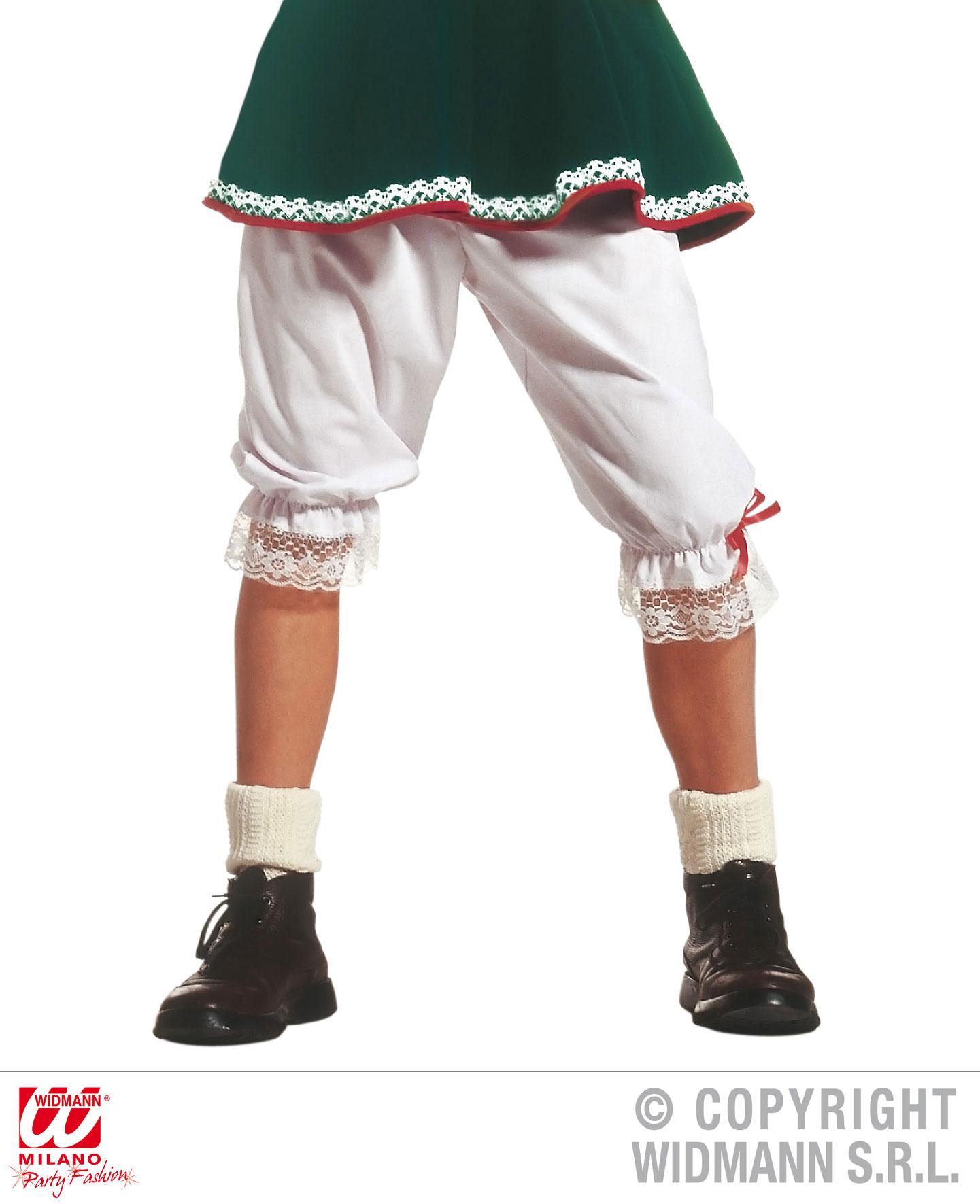 Knieunterhose Kniehöschen Liebestöter Oktoberfest Pluderhose M, XL
