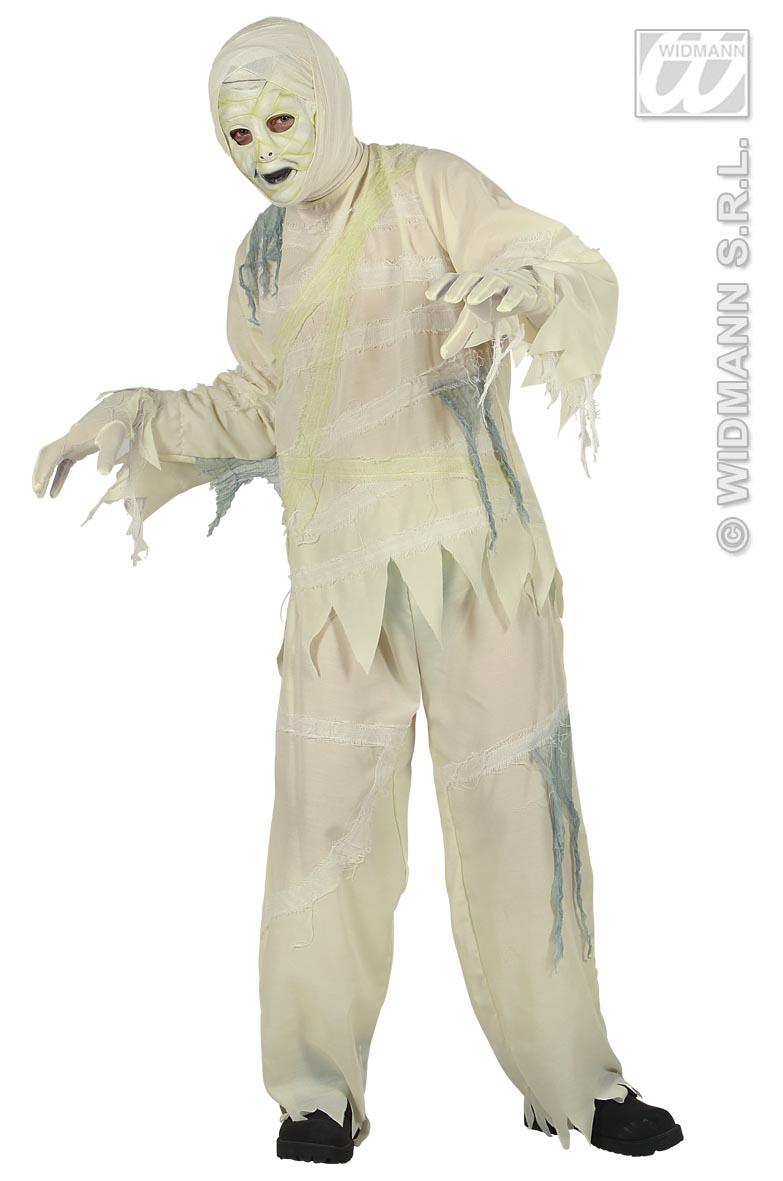 MUMIE, Monster mit Maske, Kinder, 134-140, 146-158 Halloween 7296